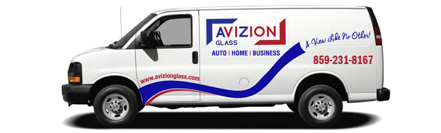 Avizion Glass: Auto, Home & Business